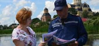 Волинські рятувальники провели рейд щодо запобігання трагедій на воді. ФОТО