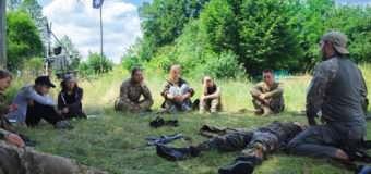 На Волині відбулись вишкільні табори «Легіонер» та «Оріяна». ФОТО