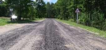 На Волині відкрили три нових лісових дороги. ФОТО