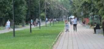 У Луцьку «Варта порядку» продовжує патрулювання центрального парку. ФОТО