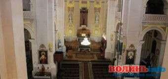 У Луцьку планують відкрити музей у костелі