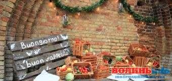Луцький замок перетворився на італійський дворик: стартував «Lutsk Food Fest». ФОТО