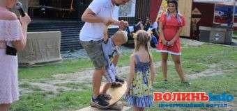 У Луцьку показали майстер-клас із баланс-борду. ФОТО