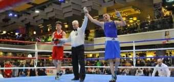 Волинський боксер виборов перемогу у міжнародному турнірі