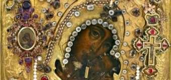У храмах Волинської єпархії УПЦ перебуватиме чудотворний образ Богородиці