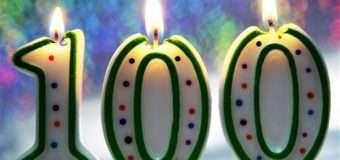 Волинянин відзначив 100-літній ювілей