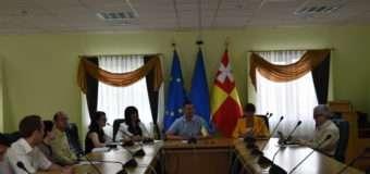 У Луцьку з робочим візитом перебувають експерти Ради Європи з інтеркультурності