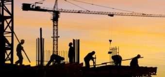 Волинські будівельні підприємства виконали роботи на суму 368,8 мільйонів гривень
