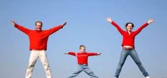 У Луцьку проводять акцію «Ранкова гімнастика для всіх»