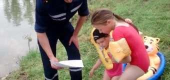 Волинські рятувальники нагадали громадянам правила безпеки на воді. ФОТО