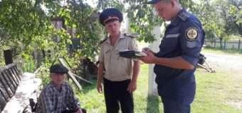 На Волині селян навчають правил пожежної безпеки. ФОТО
