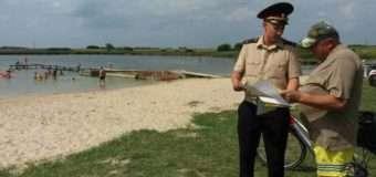 Рятувальники нагадали волинянам правила поводження на воді. ФОТО