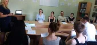 У Луцьку безробітних навчали самоорганізації