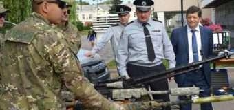 У Луцьку відзначили другу річницю створення Національної поліції України. ФОТО