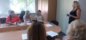 У Луцьку безробітних навчали мистецтву самоорганізації та самоменеджменту. ФОТО