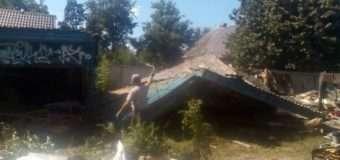 У Луцьку продовжують демонтаж незаконних тимчасових споруд. ФОТО