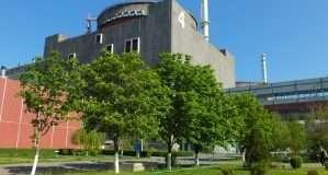 На Запорізькій АЕС відключили 4-й енергоблок