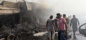 Вибух замінованого авто у Багдаді забрав життя дев'ятьох людей