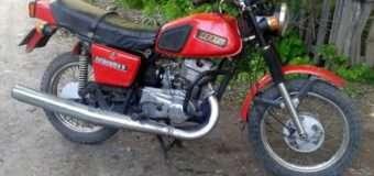 Волинські поліцейські повернули власнику мотоцикл