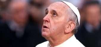 Папа Франциск зреагував на криваві теракти