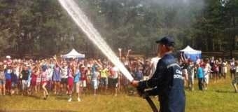 Волинські рятувальники навчали дітей правил безпеки. ФОТО