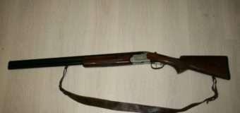 У волинянина вилучили незареєстровану зброю