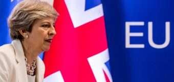 Великобританія погодилась заплатити 40 мільярдів євро за Brexit
