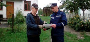 Волинські рятувальники навчали населення правил безпеки життєдіяльності. ФОТО