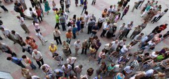 За півроку населення Волині зменшилось майже на дві тисячі осіб