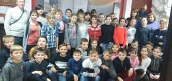 Юним волинянам провели екскурсію музеєм пожежно-рятувальної служби. ФОТО
