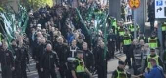 У Швеції поліція затримала щонайменше три десятки людей під час маршу неонацистів