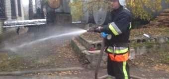 На Волині рятувальники навчалися ліквідовувати наслідки аварії твердопаливного котла. ФОТО