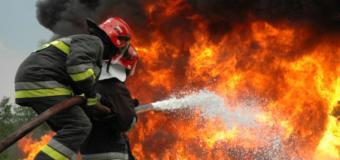 Протягом вихідних на Волині трапилось сім пожеж