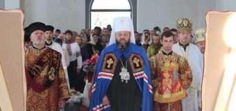 На Горохівщині освятили новий храм. ФОТО