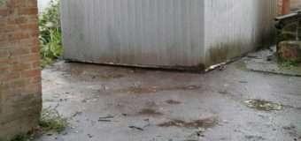 У Луцьку продовжують демонтаж незаконних споруд. ФОТО