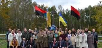 У волинському селі постав монумент у честь борців за волю України
