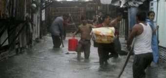 Повінь на Філіппінах: загинула людина, 12 тисяч евакуйованих