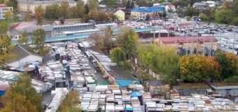 У Луцьку не знайшли власників 125 контейнерів на ринку «Центральний»