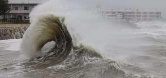Тайфун в Японії: загинуло вже п'ять чоловік