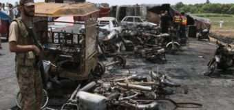 Cмертник підірвався біля шиїтського храму в Пакистані: 12 загиблих, 30 поранених