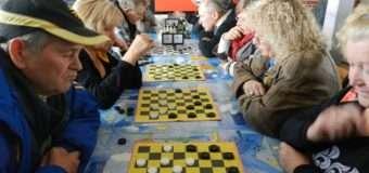 У Луцьку провели спортивний фестиваль серед людей похилого віку. ФОТО
