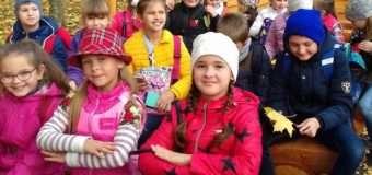 Для юних волинян провели цікаву та змістовну екскурсію лісовими школами. ФОТО