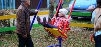 На Волині громада отримала нові дитячі майданчики. ФОТО