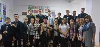 У Луцьку школярі здійснили історичну подорож в часи козацтва