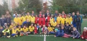 У Луцьку спартакіада школярів стартувала змаганнями з міні-футболу. ФОТО