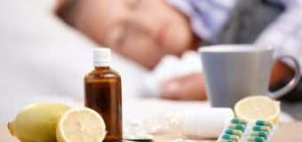 У Луцьку захворіло майже вісім тисяч на грип та ГРВІ, з них 64 % – діти