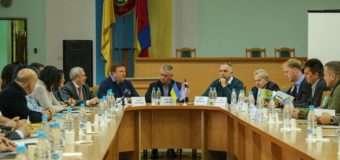 Команда нардепа Ігоря Гузя переймала та ділилася досвідом із латвійськими колегами. ФОТО