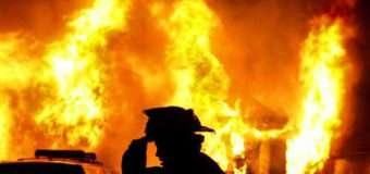 У Луцьку через несправність пічного опалення горів житловий будинок