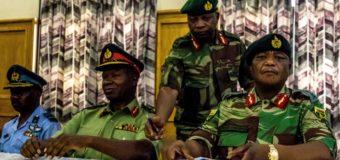 Військові оголосили про захоплення влади у Зімбабве