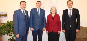 Посол Австрії в Україні Герміне Поппеллер відвідала Волинь